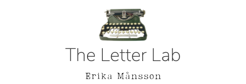 The Letter Lab